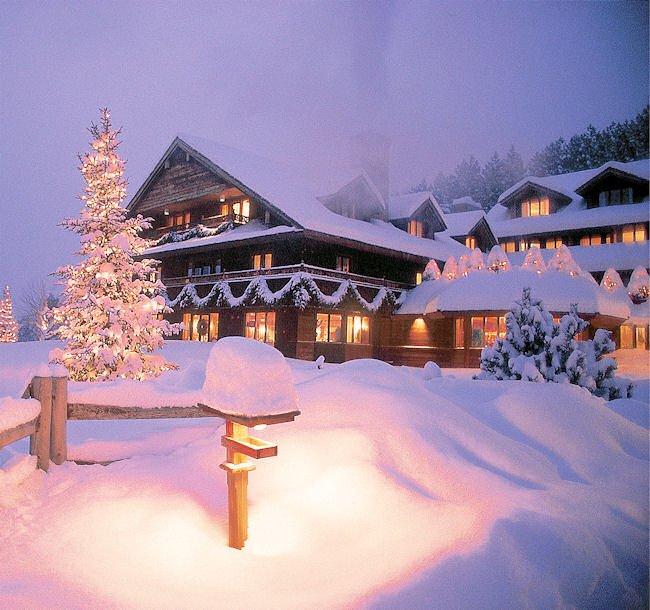 trapp - Christmas Lodge